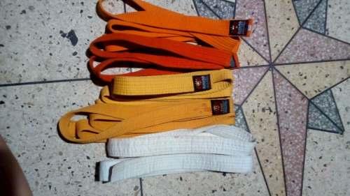 Cinturón Para Karate/tae Kwon Do/judo/ Kenpo /artes