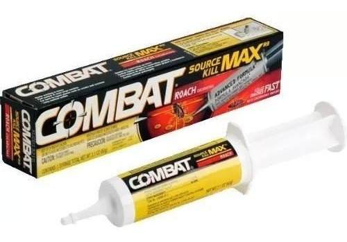 Combat Gel Mata Cucarachas,chiripas 60 Gramos Original Usa