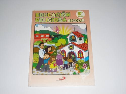 Educación Religiosa Escolar 3er. Grado
