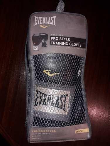 Guantes De Boxeo Everlast 14 Pro Style Elite