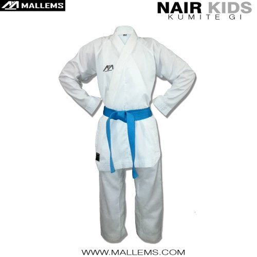 Karategi Kimono De Kumite Liviano Mallems Nair K -mt