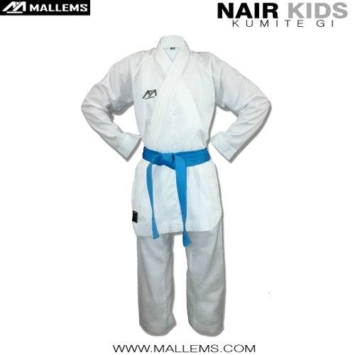 Karategi Kimono De Kumite Liviano Mallems Nair mt