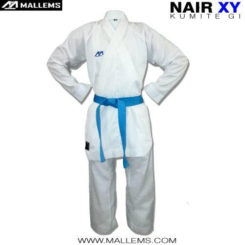 Karategi Kimono De Kumite Mallems Nair mt - mt