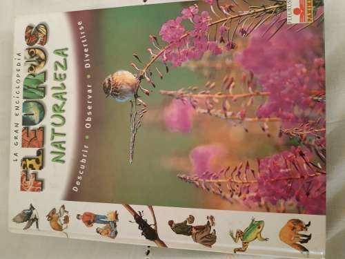 La Gran Enciclopedia Fleurus Naturaleza Panini España