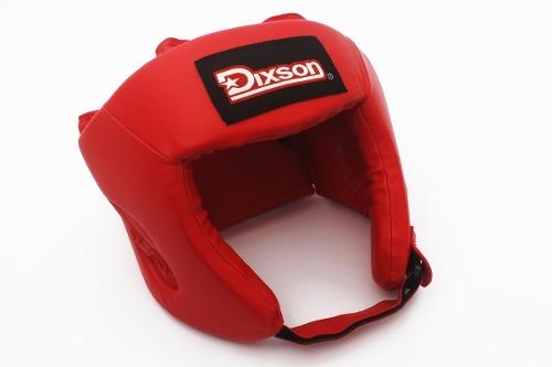 Protector Para Cabeza De Boxeo Dixson Rojo