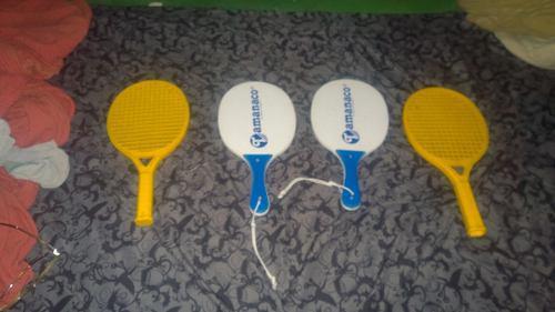 Raquetas Playeras