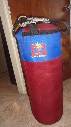Saco De Boxeo Y Artes Marciales Bushido
