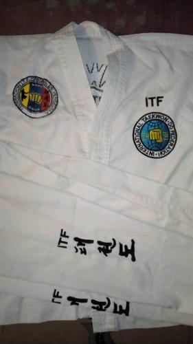 Uniforme De Taekwondo Usado