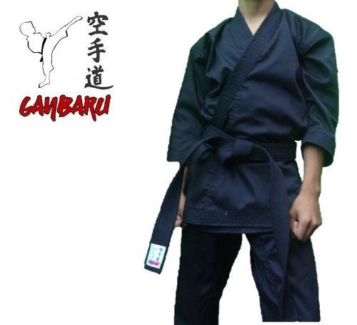 Uniformes De Karate (kenpo - Karategui) Liviano Talla 4