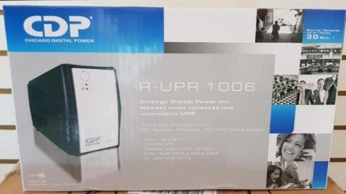 Ups Cdp y va Backup Regulador De Voltaje,
