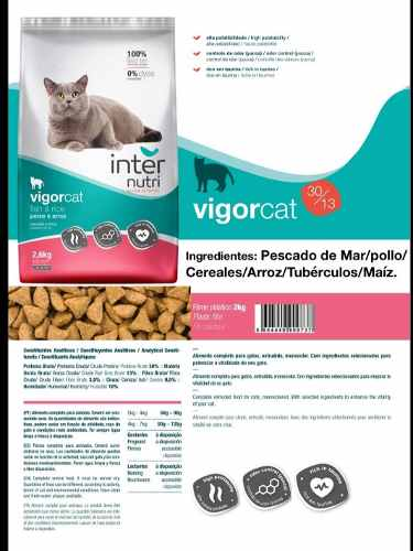 Alimento Para Gatos.