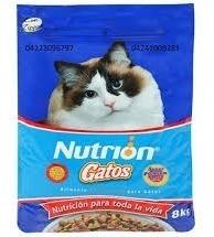 Alimento Para Gatos Nutrion