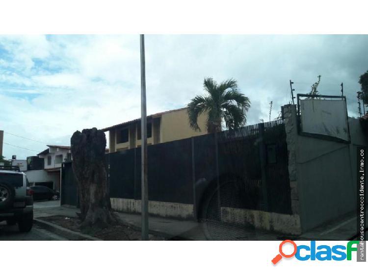 Alquiler de Casa Comercial en El Parral, Lara