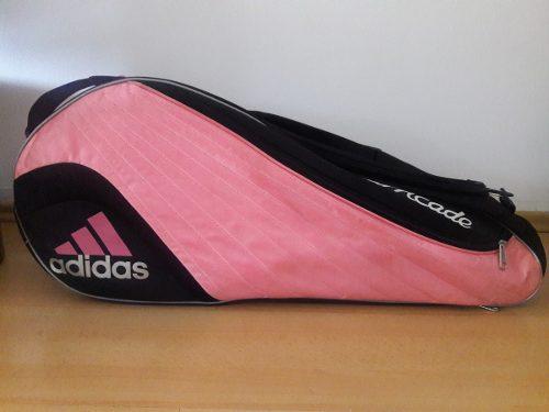 Bolso Doble adidas Barricade Para Raquetas De Tennis