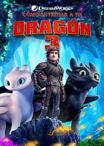 Cómo Entrenar A Tu Dragón 3 - Full Hd- Estrenos / Blu-ray