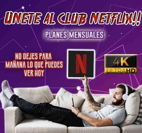 Cuente Netflix | Original 0 Caidas !