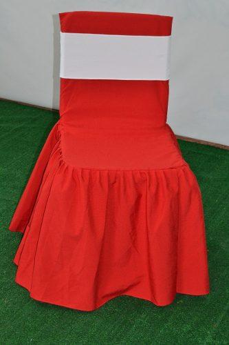 Forros Para Sillas De Festejo Elaborados En Minimatt