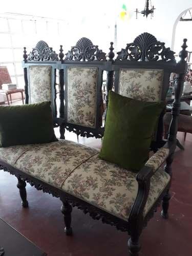 Juego De Mueble Antiguos Para Hacienda