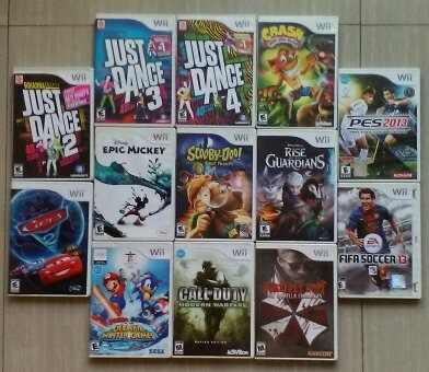 Juegos De Wii Originales