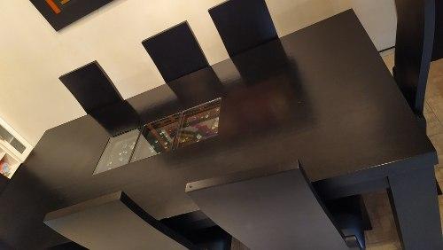 Mesa De Comedor Madera. 8 Puestos
