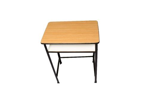 Mesa Escolar Tipo Pupitre Con Guarda Libro Clamika Mg-101