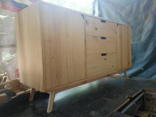 Mueble Nórdico Para Tv (@carpinterialinares)