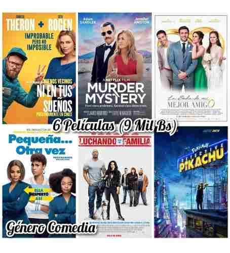 Pack De 16 Películas Y Series Digitales Latino Full Hd