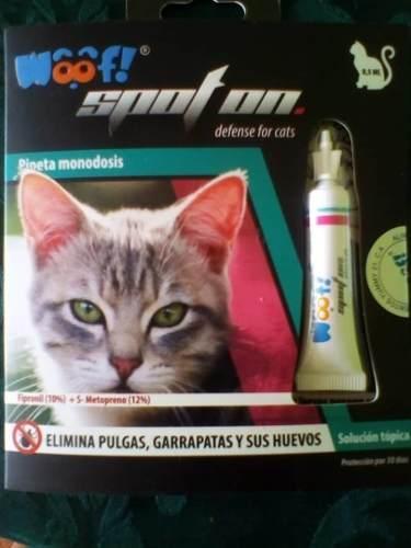 Pipetas Para Gatos