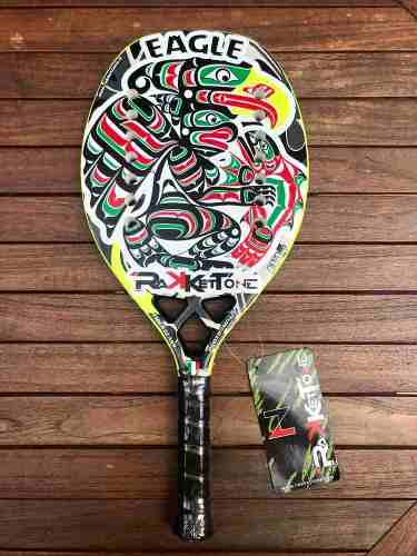 Raqueta De Beach Tennis Rakkettone Eagle