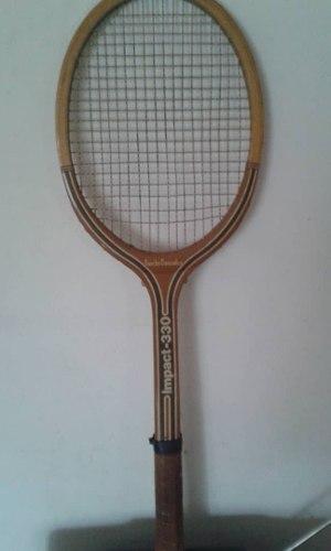 Raqueta Tenis Coleccion Spalding Impact 330 Pancho Gonzales