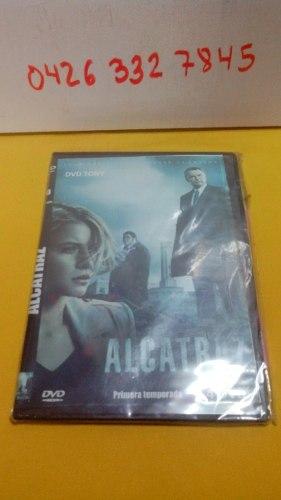 Serie Completa Alcatras 1 Temporada 4dvd