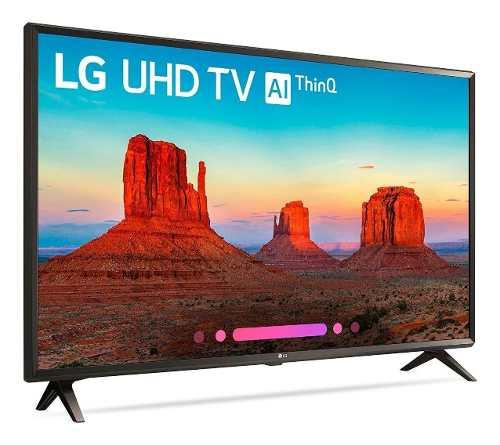 Tv Lg 49 Pulgadas Uhd Wifi 4k Ultra Hd Smart Tv Bluetooth