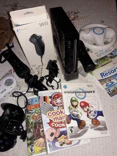 Wii Nintendo Accesorios Y Juegos