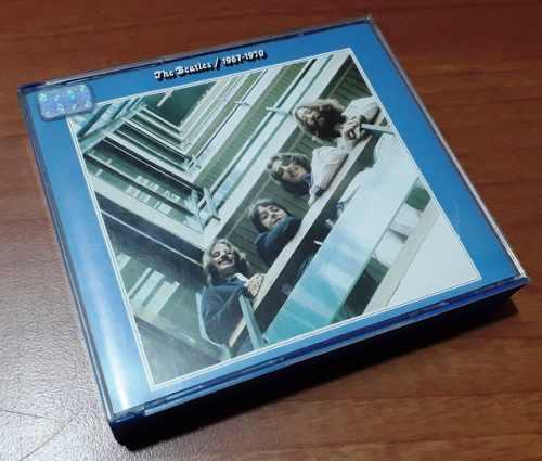 Album Azul Doble The Beatles Cds