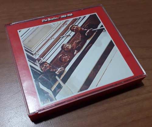 Album Rojo Doble The Beatles Cds