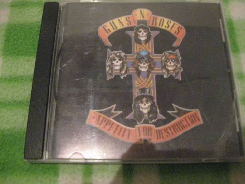 Cd Guns N Roses Metallica Arch Enemy Alice Coopers Mtv 5$