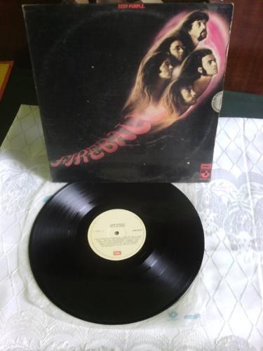 Deep Purple Fireball Disco De Vinil Acetato Lp Rock