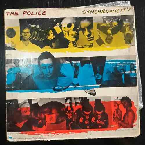 Discos Vinilo/acetato (police, Elton John, Bee Gees, Barry W
