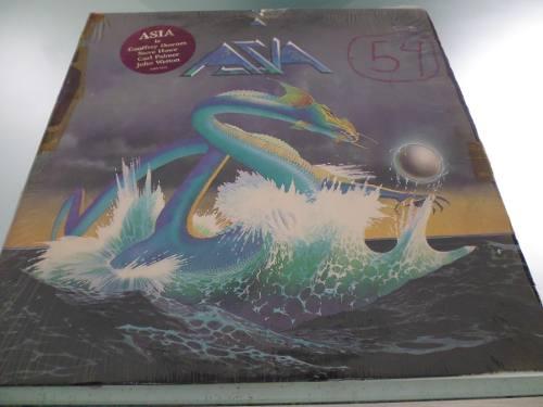 Lp / Asia / Vinyl / Made In U.s.a / En Excelente Estado /