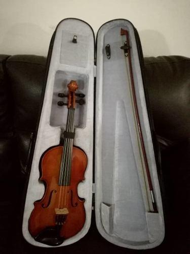 Violin Cremona 3/4 Usado En Perfecto Estado 90 Pepinos