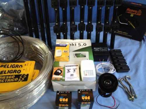 Cerco Electrico Con Discador Y Alarma Contra Robo