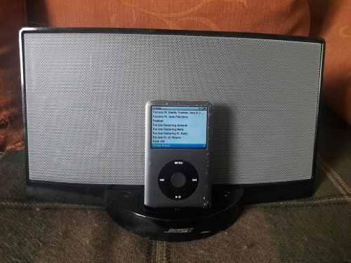 Corneta Bose iPod Classic