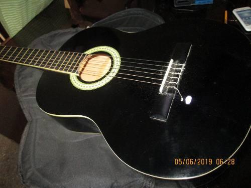 Guitarra Clasica Acustica, Cuerdas De Respuesto, Poco Uso