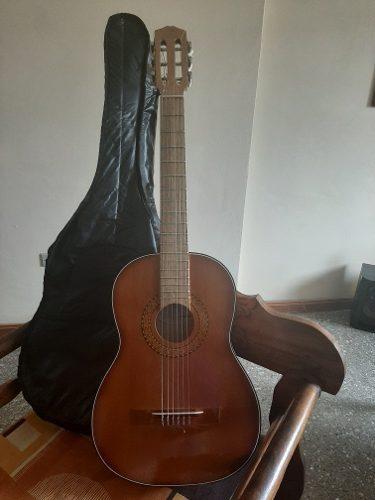 Guitarra Nacional Fabricada En El Edo Lara Nueva