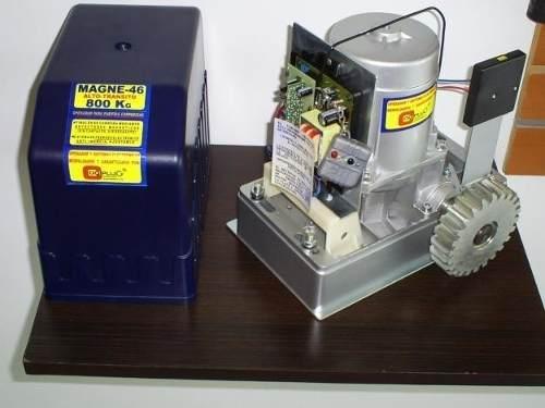 Kit Motor Porton Electrico Dk Magne 800 Kg Codiplug Original