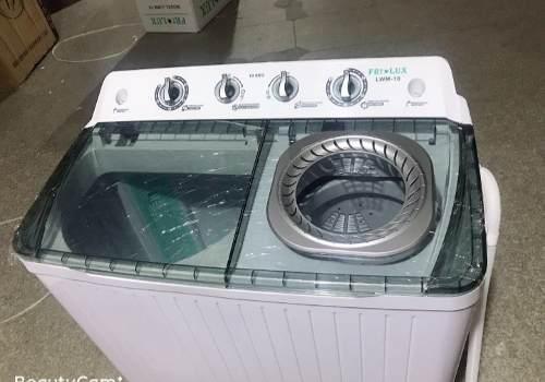 Lavadora Semi Automatica Doble Tina 10k Fr!lux Tienda Fisica