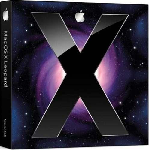 Mac Os X Leopard V 10.5 Retail Original