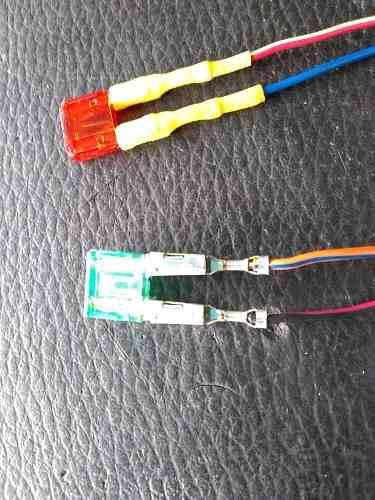 Terminales Para Fusibles Mini. Reparacion De Fusibleras