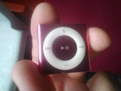 iPod Shuffle 4ta Generación 2 Gb Fotos Reales En (10v)