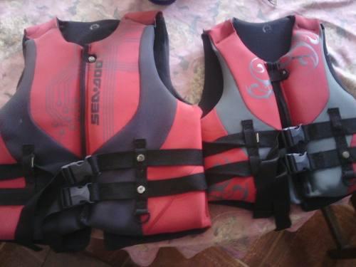 Chaleco Salvavidas Para Moto De Agua